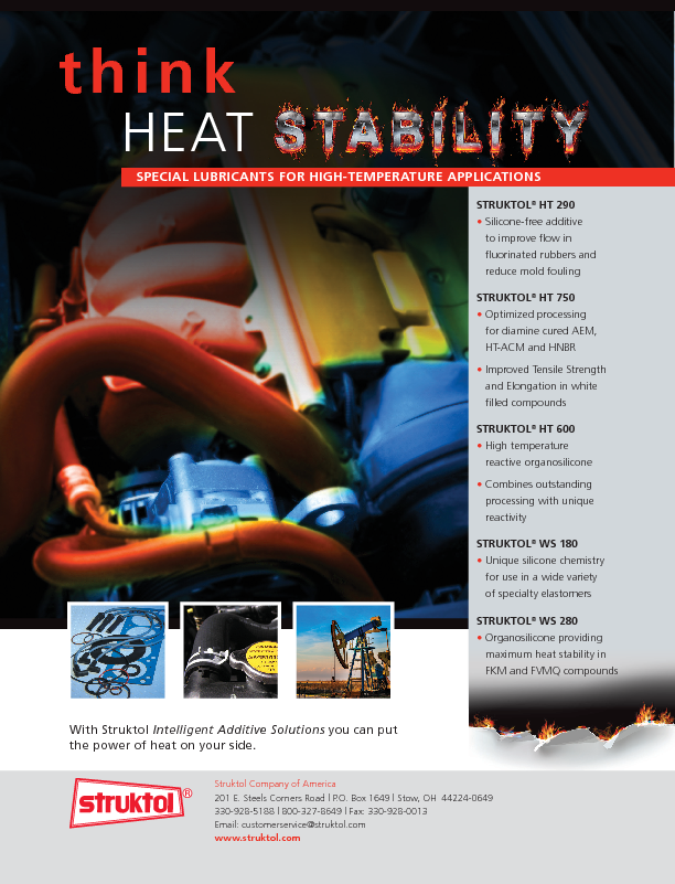Special Lubricants for High-Temperature Applications